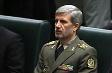 Chuẩn tướng Hatami: Iran sẵn sàng hỗ trợ Afghanistan chống khủng bố
