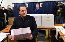 Bầu cử quốc hội Italy: Cử tri quay lưng với mô hình liên kết châu Âu