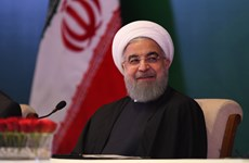 Tổng thống Iran khẳng định không đe dọa bất kỳ quốc gia nào