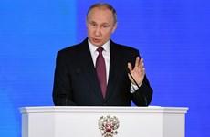 Tổng thống Vladimir Putin: Nga sẽ không châm ngòi chiến tranh hạt nhân
