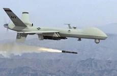 Mỹ không kích tiêu diệt hàng chục phiến quân tại biên giới Afghanistan