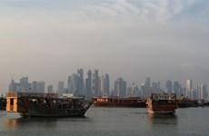 Qatar lại cáo buộc máy bay UAE, Barain vi phạm không phận