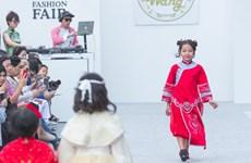 Mẫu nhí 9 tuổi người Việt tỏa sáng tại Kids Fashion Fair-Dubai