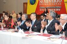 Việt Nam dự hội thảo Các chính đảng và một xã hội mới tại Mexico