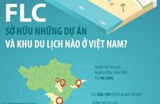 [Infographics] FLC sở hữu những dự án và khu du lịch nào ở Việt Nam?