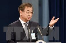 Đặc phái viên Hàn thông báo với Nhật Bản về chuyến thăm Triều Tiên