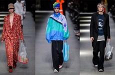 Tín đồ thời trang phát cuồng với chiếc túi nhựa 590 USD của Celine