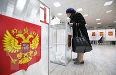 Ukraine sẽ cấm người Nga ở nước này đi bầu cử tổng thống