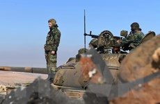 Nga: Có dấu hiệu cho thấy Mỹ đang chuẩn bị tấn công Syria