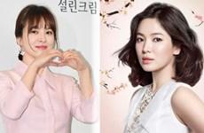 Song Hye Kyo trở thành nàng thơ của thương hiệu cao cấp Sulwhasoo