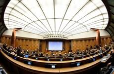 Quốc hội Italy họp để bầu chọn chủ tịch thượng viện và hạ viện