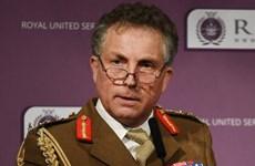 Anh bổ nhiệm đại tướng Nick Carter là Tư lệnh các lực lượng vũ trang