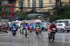 Khu vực Bắc Bộ có mưa diện rộng, Nam Bộ nắng nóng giảm dần