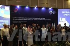 Ban tổ chức ASIAD 2018 họp phối hợp với 45 quốc gia và vùng lãnh thổ