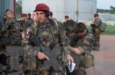 Pháp: Một người lao xe ôtô vào binh lính đang chạy bộ gần doanh trại