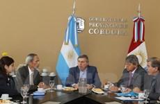 Việt Nam và Argentina thúc đẩy hợp tác giữa các địa phương