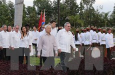 Động lực mới cho quan hệ hợp tác Việt Nam-Cuba, Việt Nam-Pháp