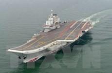 Trung Quốc sẽ thử nghiệm tàu sân bay nội địa đầu tiên vào cuối tháng 4