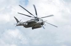 Rơi máy bay quân sự ở Mỹ làm toàn bộ phi hành đoàn thiệt mạng