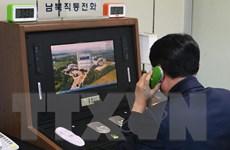 Hai miền Triều Tiên thảo luận về đường dây nóng giữa lãnh đạo hai nước