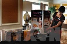 Cà phê Trung Nguyên được quan tâm tại Triển lãm Halal quốc tế