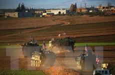 Mỹ, Anh và Pháp tăng cường hiện diện quân sự ở Đông Bắc Syria