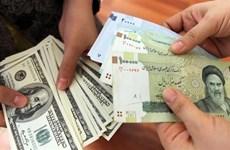 Đồng nội tệ Iran mất giá mạnh khi Mỹ dọa rút khỏi thỏa thuận hạt nhân