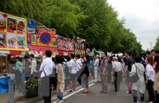 Lễ hội Việt Nam thu hút nhiều khách tham quan nhất tại tỉnh Aichi