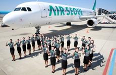 Hãng hàng không giá rẻ Hàn Quốc mở đường bay sang Việt Nam