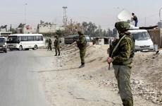 Hai nhóm điều tra thuộc OPCW tới Syria để điều tra vụ tấn công hóa học