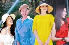 Thanh Hằng, Chi Pu và dàn sao Việt khoe vẻ ngọt ngào với váy áo rực rỡ