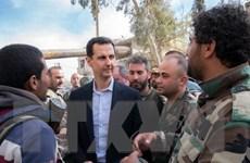 Pháp dự kiến tước huân chương Bắc đẩu Bội tinh của Tổng thống Syria