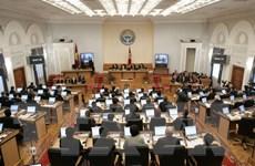 Chính phủ Kyrgyzstan bị bãi nhiệm sau bỏ phiếu tại quốc hội