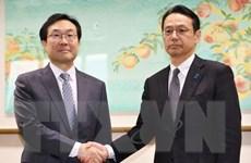 Đặc phái viên Hàn Quốc, Nhật Bản thảo luận về vấn đề Triều Tiên