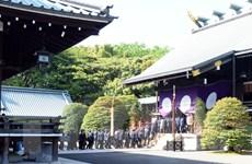 Hàn Quốc phản đối các chính trị gia Nhật Bản thăm đền Yasukuni
