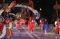 Nét văn hóa tiêu biểu của lễ hội dân gian đường phố Phú Thọ