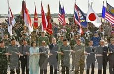 Tổng Tư lệnh quân đội Australia thăm chính thức Thái Lan