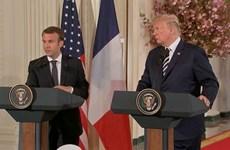 Tổng thống Mỹ, Pháp vẫn bất đồng về thỏa thuận hạt nhân Iran