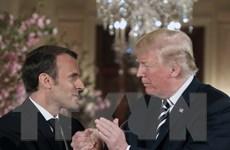 Mỹ-Pháp tìm cách giải quyết bất đồng về thỏa thuận hạt nhân Iran