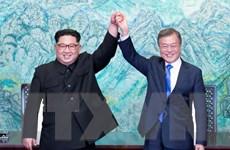 Lãnh đạo Triều Tiên trở về nước sau hội nghị thượng đỉnh với Hàn Quốc