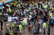 Thụy Điển bắt giữ ba đối tượng tình nghi chuẩn bị khủng bố