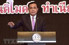 Thủ tướng Thái Lan khẳng định bầu cử sẽ diễn ra đầu năm 2019
