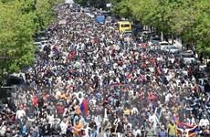 Armenia: Đảng cầm quyền cam kết bầu được thủ tướng mới
