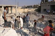 Syria khiếu nại lên LHQ hành động phi pháp của liên quân Mỹ