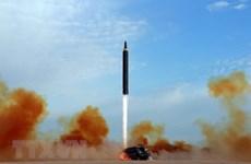 Lãnh đạo Nhật Bản-Trung Quốc điện đàm về vấn đề hạt nhân Triều Tiên