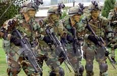 Tổng thống Mỹ không tìm cách giảm lực lượng đồn trú tại Hàn Quốc