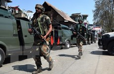 Đọ súng dữ dội tại khu vực Kashmir bất ổn làm 10 người thiệt mạng