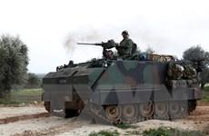 Tổng thống Thổ Nhĩ Kỳ tuyên bố sẽ ra đòn tấn công mới trên đất Syria