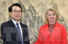 Trưởng đoàn đàm phán hạt nhân Hàn Quốc sẽ thăm Mỹ trong tuần này