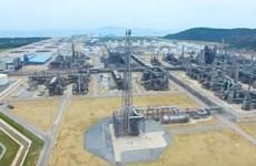 Nhà máy Lọc hóa dầu Nghi Sơn cho ra sản phẩm xăng A95